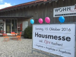 Hausmesse Wohnharmonie | 15.10.2016