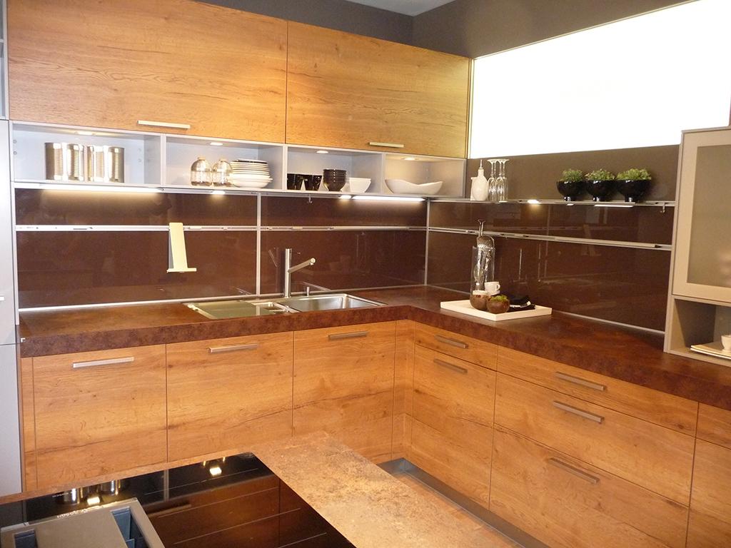 wohnharmonie i k che mit 6 cm starker granitplatte und passender wandverkleidung wohnharmonie. Black Bedroom Furniture Sets. Home Design Ideas