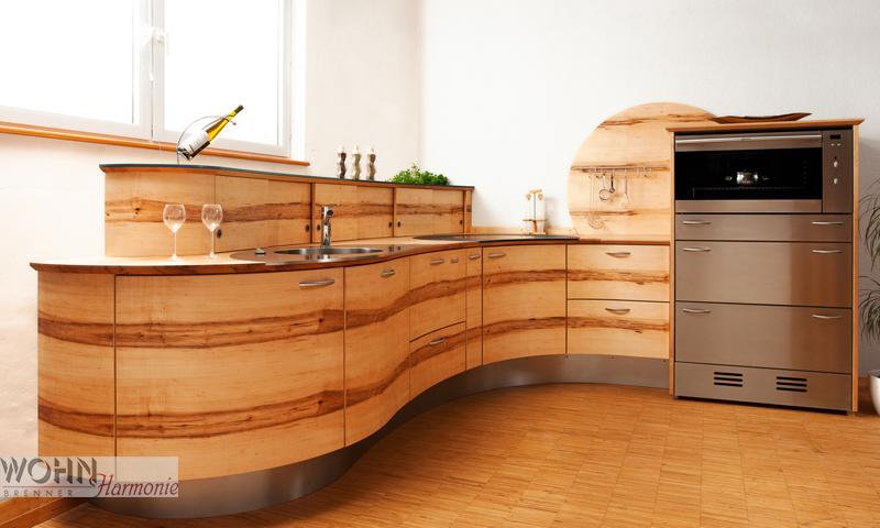 Wohnharmonie I Küche Welle