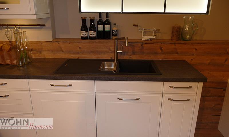 Wohnharmonie I Küchen mit Depotstufe zum abstellen