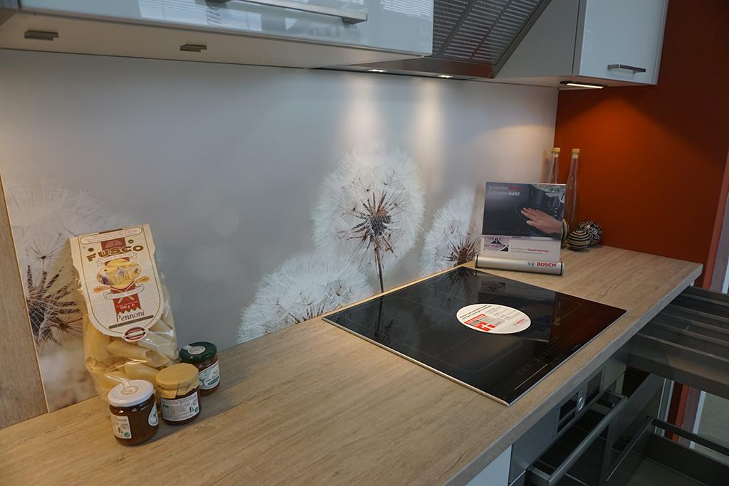 Wohnharmonie I Küchenzeile Pusteblume