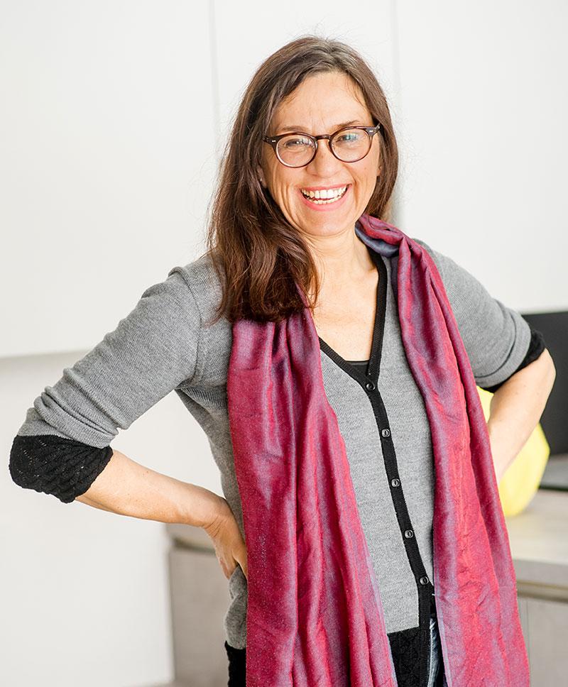 Sabine Brenner - Küchenstudio Wohnharmonie Huglfing