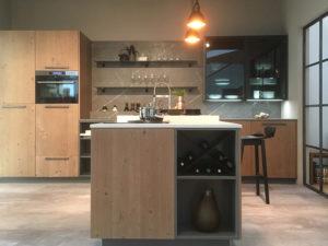 Küchen-Schreinerei-Singleküche